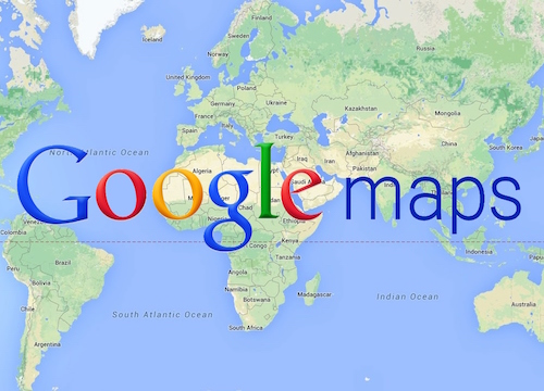 google maps come fare itinerari