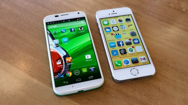iphone 5 vs nexus 4