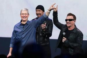 U2 Apple