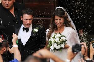 Matrimonio elisabetta canalis