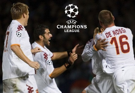 Roma Champion league