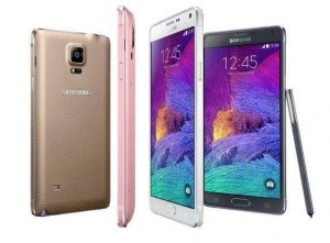 Samsung Galaxy Note 4 e Alpha