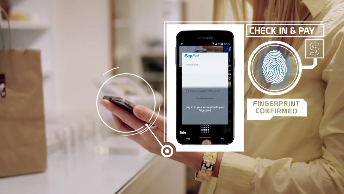 Samsung e Paypal