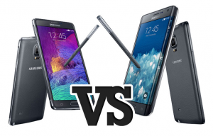 Galaxy note 4 vs Samsung Alpha