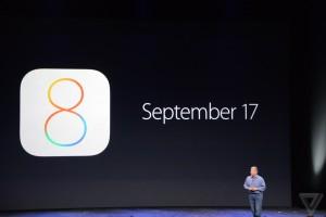 iOS 8 - Foto