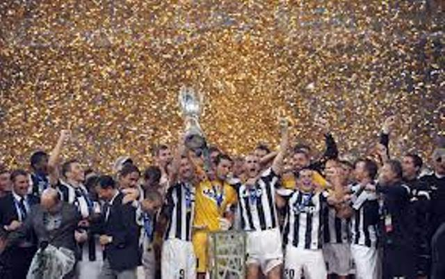 Juventus-Napoli Supercoppa Italiana