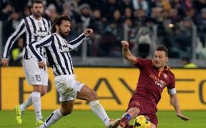 Juventus-Roma probabili formazioni ufficiali