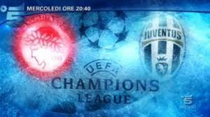 Olympiacos Juventus