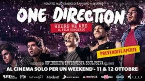 One Direction Where We Are Il Film Concerto: