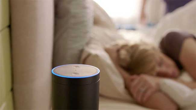 Amazon arriva Echo un assistente al tuo servizio
