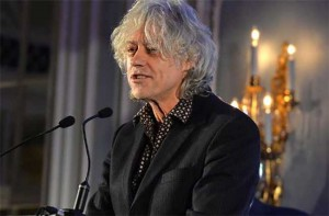 Band Aid torna Bob Geldof per Ebola