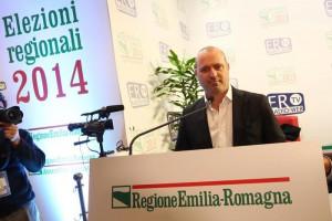 Regionali E-R: Stefano Bonaccini presidente Regione