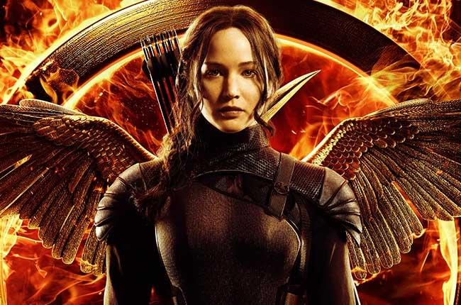 Hunger Games Il Canto della rivolta i giochi sono finiti