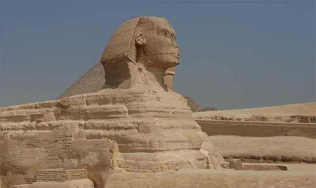 La Sfinge torna a splendere per il pubblico