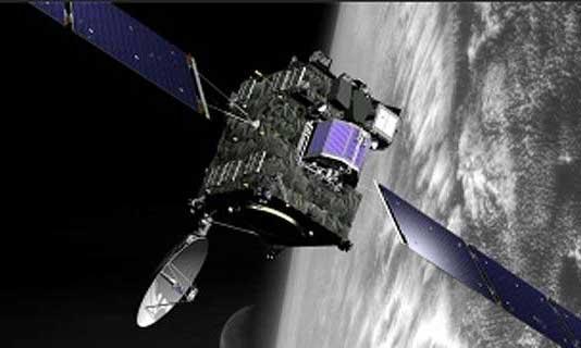 Rosetta-si-avvicina-al-suolo-della-Cometa