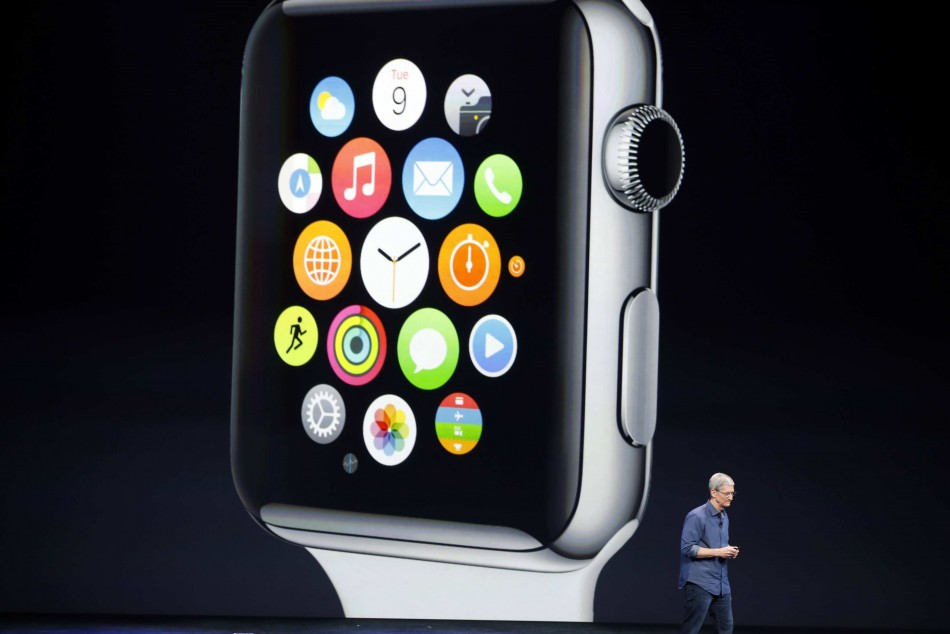 L'Apple Watch sarà lanciato nei primi mesi del 2015 da Apple.