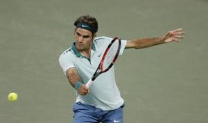 Federer in semifinale distrugge Murray e vola in semifinale.