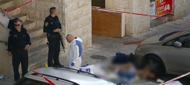 Strage a Gerusalemme, 4 morti