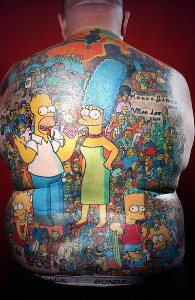 A qualcuno piacciono i Simpson