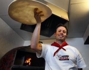 Che pizzaiolo Tony Gemignani