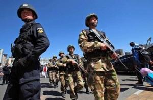 Cina-Xinjiang
