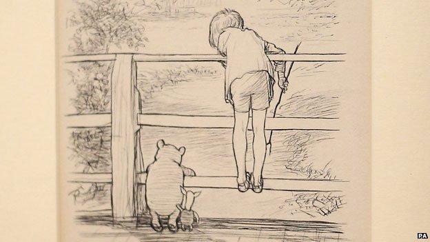 Il Winnie The Pooh di Shephard