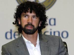 Damiano Tommasi, presidente AIC, impegnato nella lotta al doping