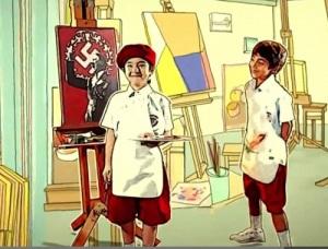 Scivolone Thai nazista