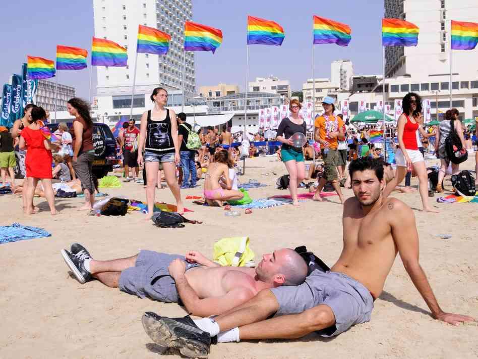 A capodanno a Tel Aviv si terrà il primo Pink Winter