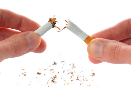 cistina per smettere di fumare