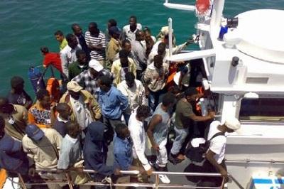sbarco-migranti