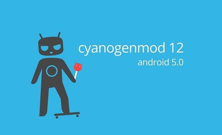 CyanogenMod 12 nightly