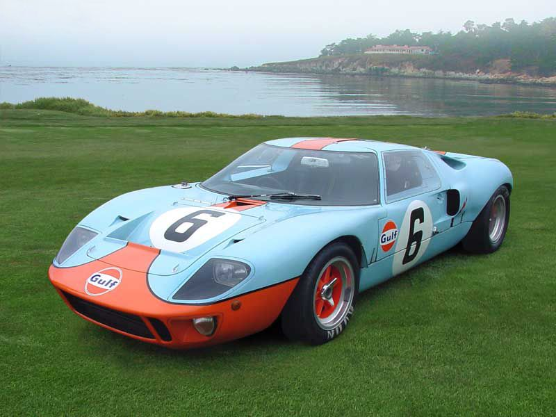 GT40 Ford
