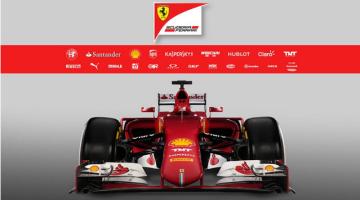 Ferrari SF15-T, svelata a Maranello la sexy Rossa