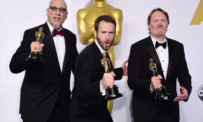87th Academy Awards - Press Room