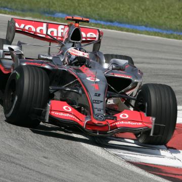 Motorsports / Formula 1: World Championship 2007, Grand Prix of Malaysia