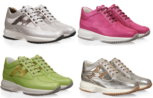 sneakers donna hogan estive