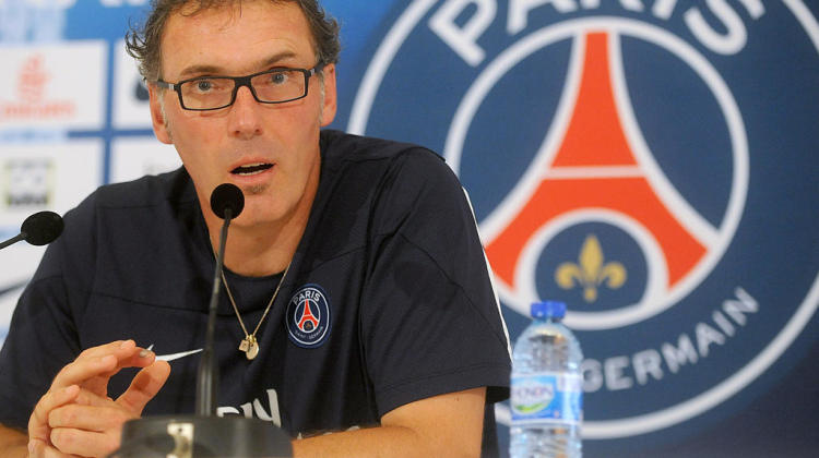 Paris Saint-Germain Press Conference & Training Session
