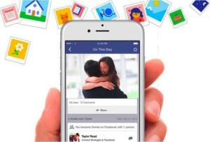 Facebook lancia 'Accade oggi', arriva l'album dei ricordi -