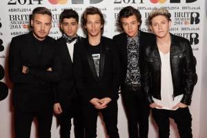 The BRIT Awards 2014 - Inside Arrivals