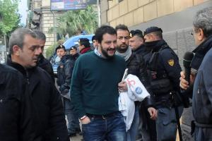 Lega: Salvini a Palermo
