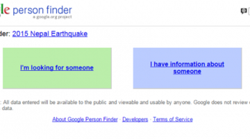 google-launches-person-finder-website