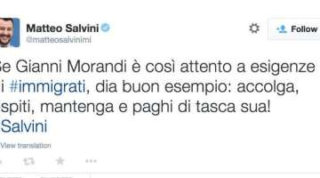 post salvini