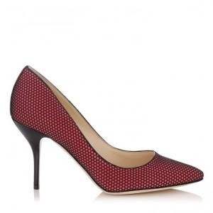 pumps-burgundy