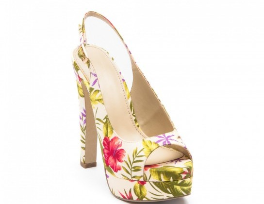 slingback-con-stampa-floreale-pittarosso