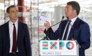 Expo: Renzi, sarà chiave ripartenza dell'Italia