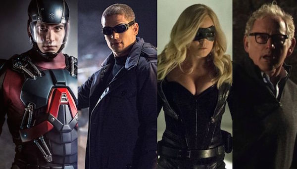 spin off arrow the flash