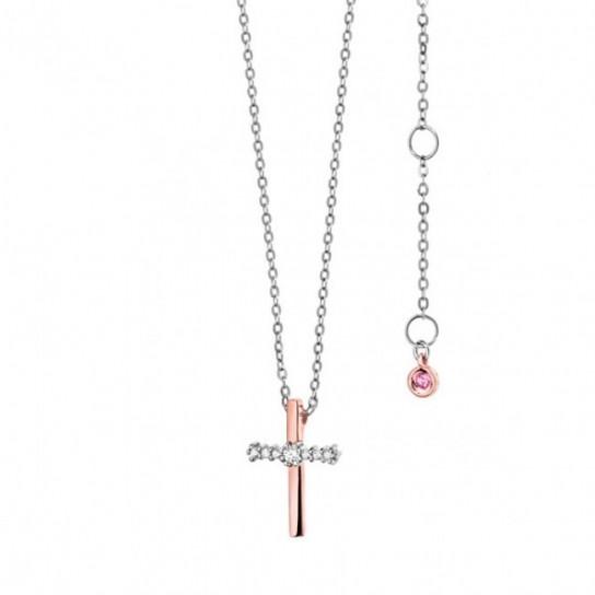 collana-croisette-oro-rosa