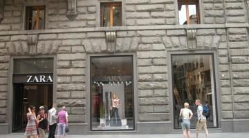 ingresso Zara r