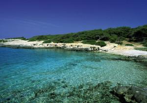Spiaggia Porto Selvaggio, Puglia